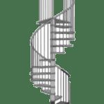 Pose d'escalier à Caen